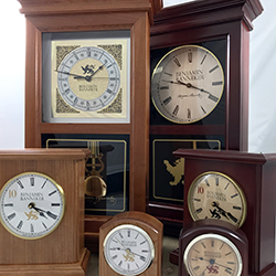 Benjamin Banneker Clocks are available now